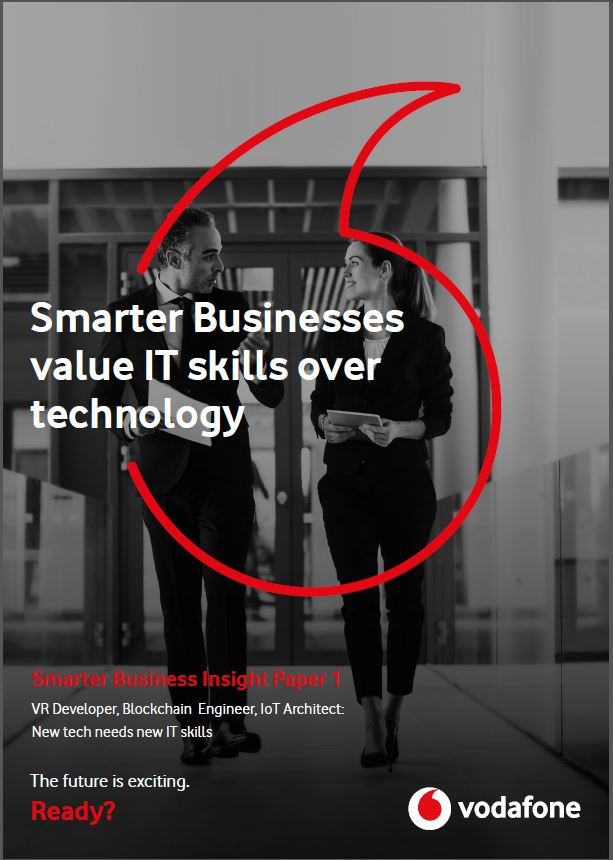 Image-Smarter Businesses value IT skills over technology