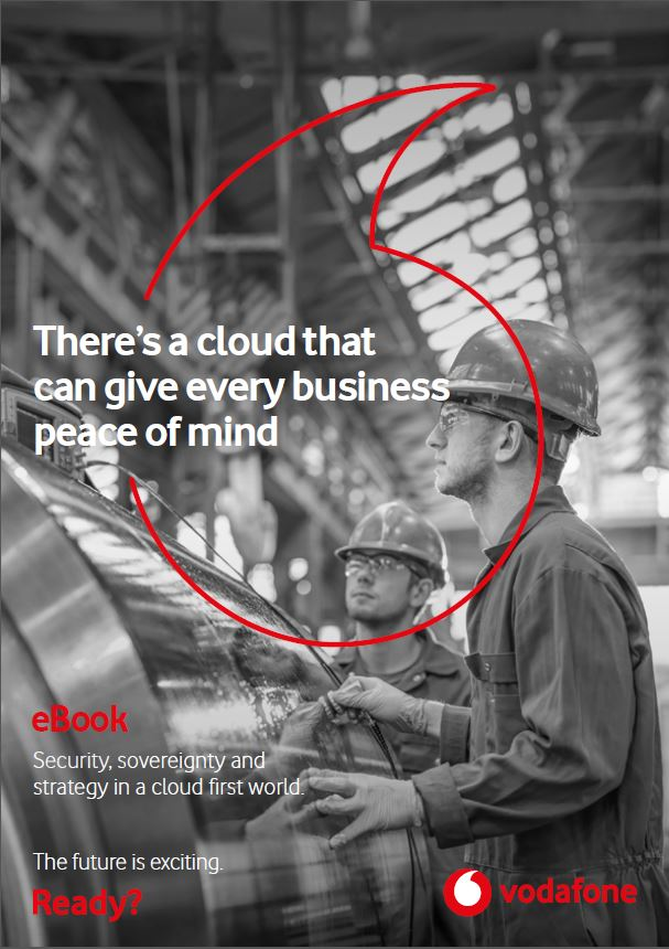 Image-There is a cloud that can give every business peace of mind