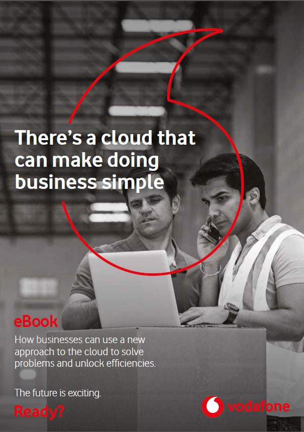 Image-There is a cloud that can make business simple