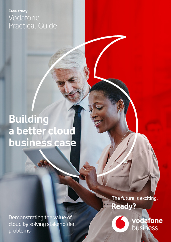 Image-Building a better cloud business case