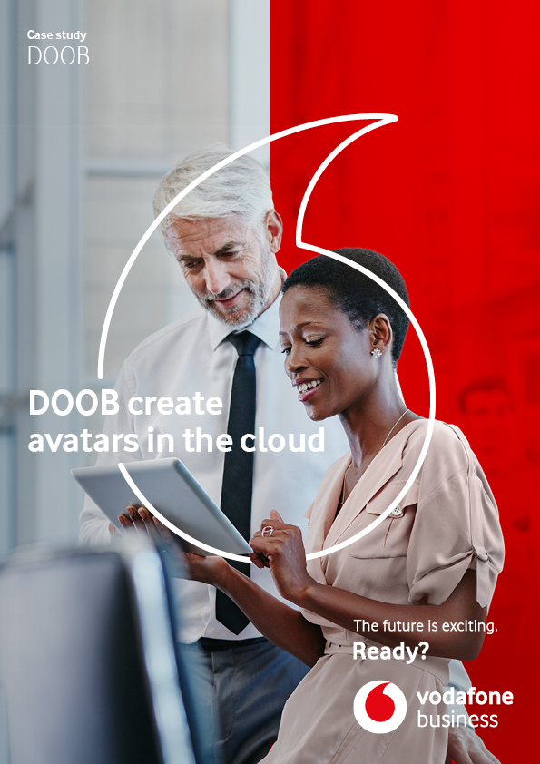 DOOB partners with Alibaba Cloud from Vodafone