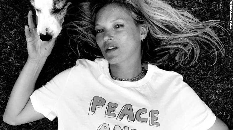 25 tech fashion teemill kate moss