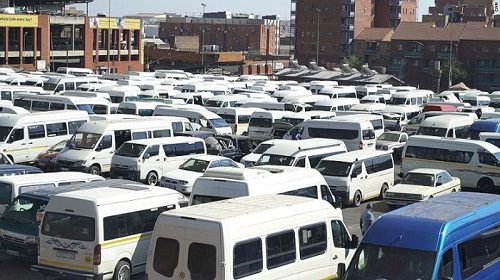 28 South Africa taxibus depot